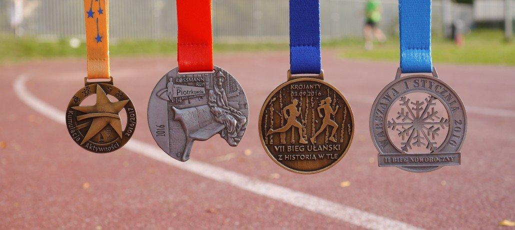 Medale sportowe - Polski Producent MCC