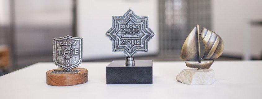 Statuetki - POLSKI PRODUCENT MCC Medale
