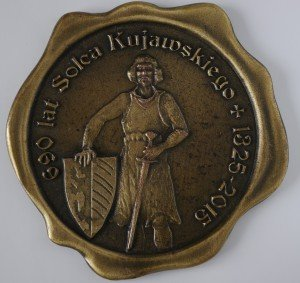 Medal okolicznościowy Rycerz 3D - mccmedale