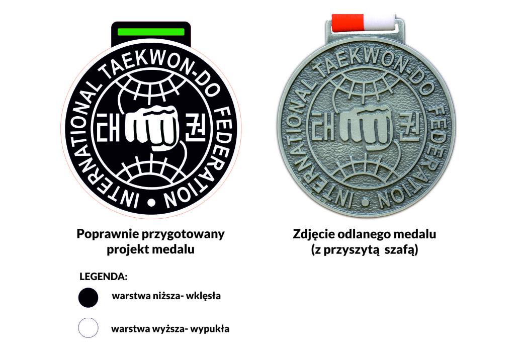 Projekt-oraz-odlew-medalu