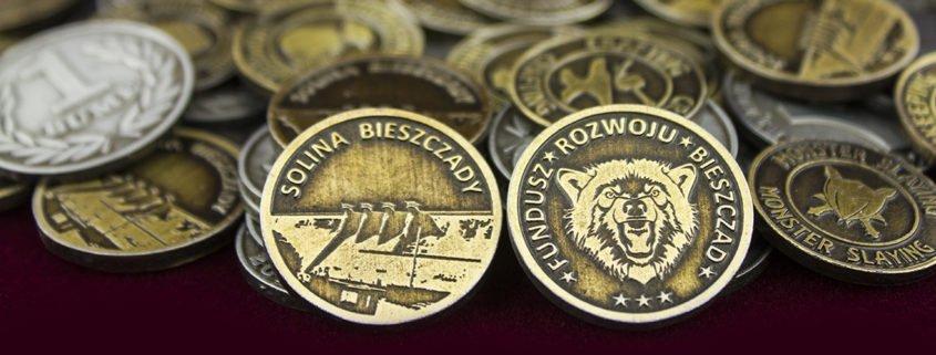 Monety okolicznościowe MCC Medale jako narzędzie promocji