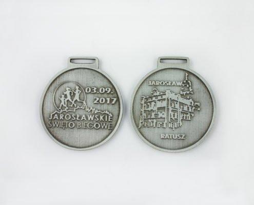 Medale sportowe na zamówienie dla Jarosławskiego Święta Biegowego