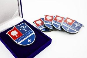 Medale okolicznościowe na nagrody