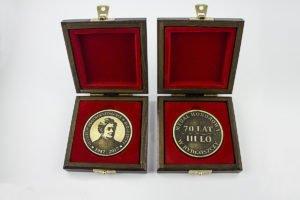 Medale okolicznościowe na rocznice