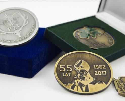 Medale dla kół łowieckich - najlepsze przykłady