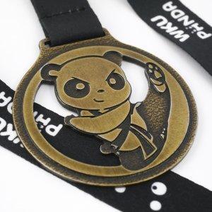 Medale dla dzieci za bieg
