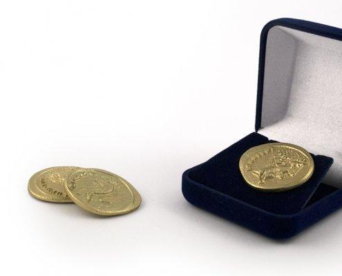 Monety na zamówienie dla firm