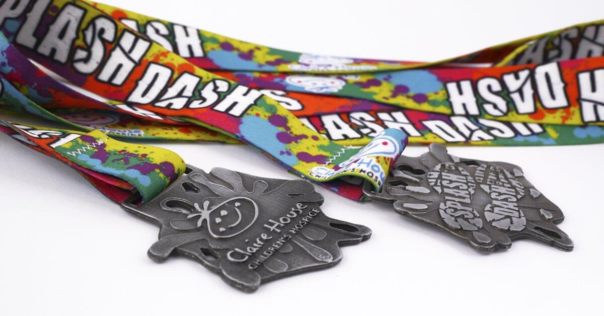 Medale dla dzieci na zamówienie