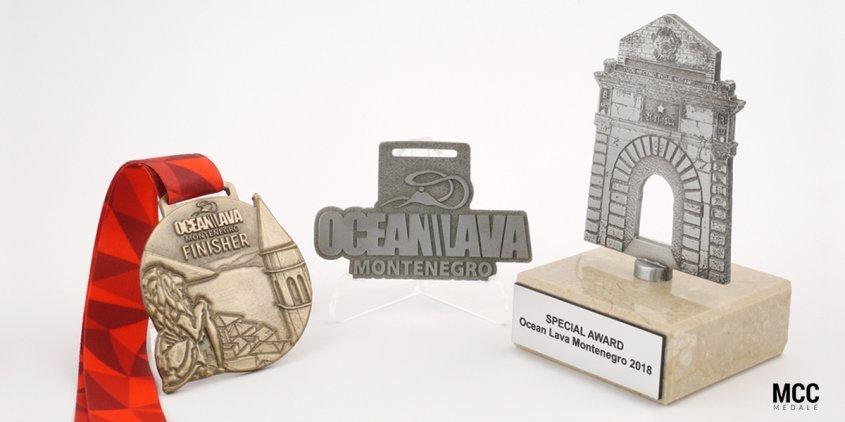 Ocean Lava Montenegro 2018 - nagrody dla uczestników