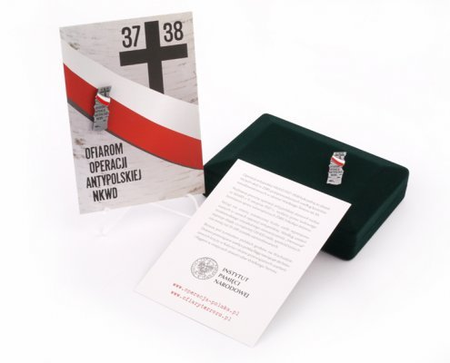 Drukowane karty na przypinki