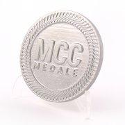 Cyna - kolor odlewów dostępny w MCC Medale