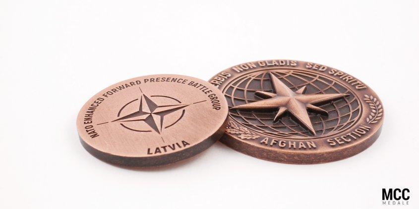 Produkty 2D i 3D w ofercie MCC Medale - producenta medali i innych odlewów