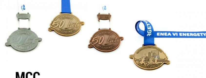 MCC Medale - producent medali na bieg Enea Energetyczna Dycha