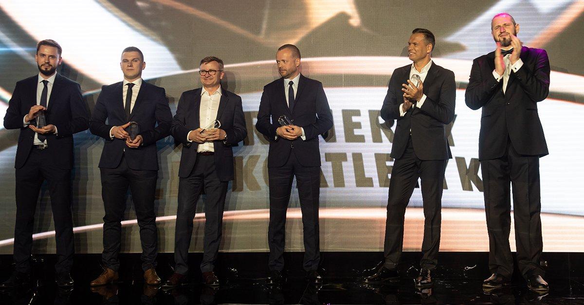 Gala Złote Kolce 2018 - nagrody dla partnerów PZLA
