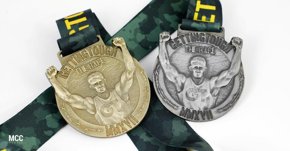 Medale na biegi na orientacje i biegi survivalowe
