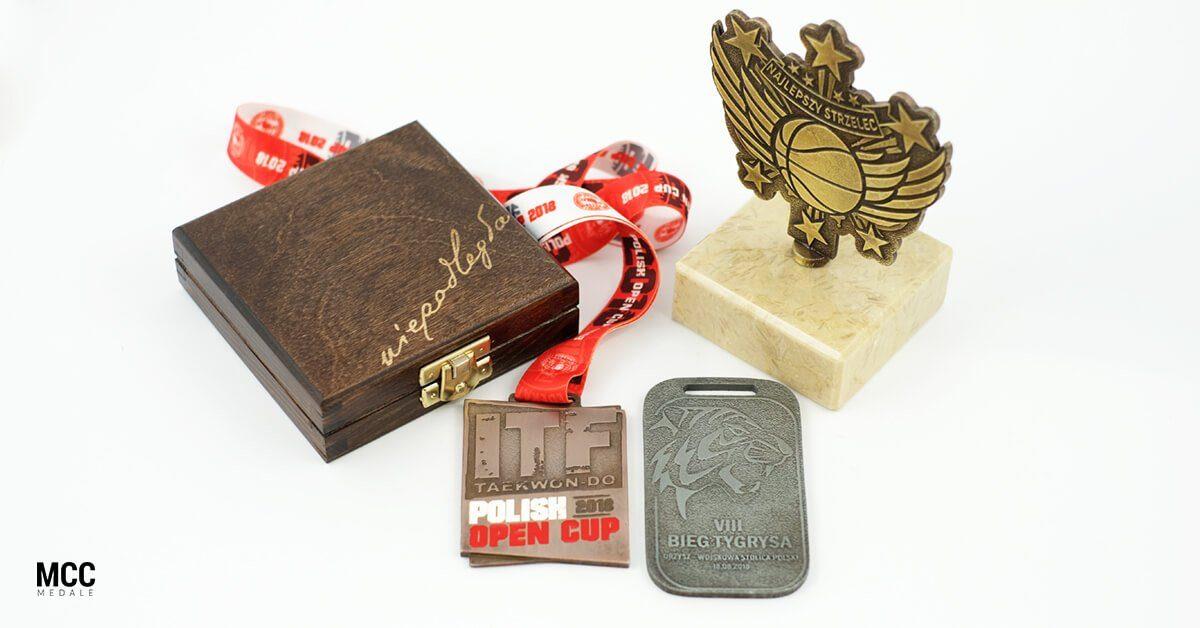 Nagrody sportowe - 5 ciekawych pomysłów