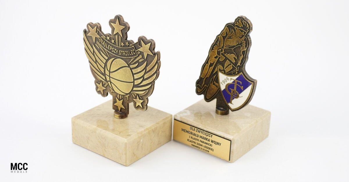 Statuetki jako nagrody sportowe