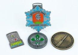 Odlewane medale wykonane przez MCC Medale