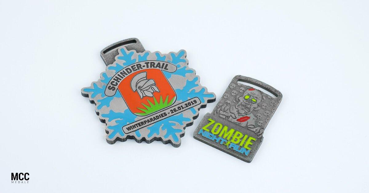 Sportowe medale odlewane na zamówienie