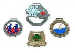 Kolorowe medale na zamówienie