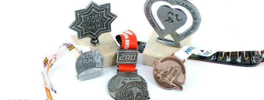 Trofea MCC Medale na zawody biegowe