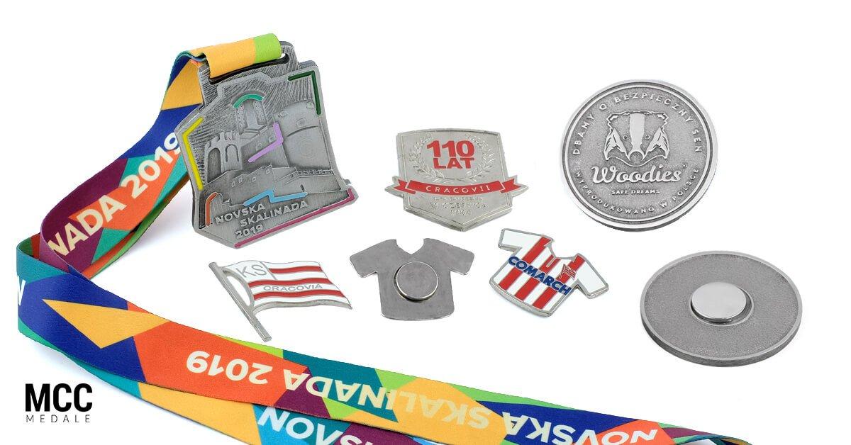 Magnesy - odlewy z magnesami od MCC Medale!