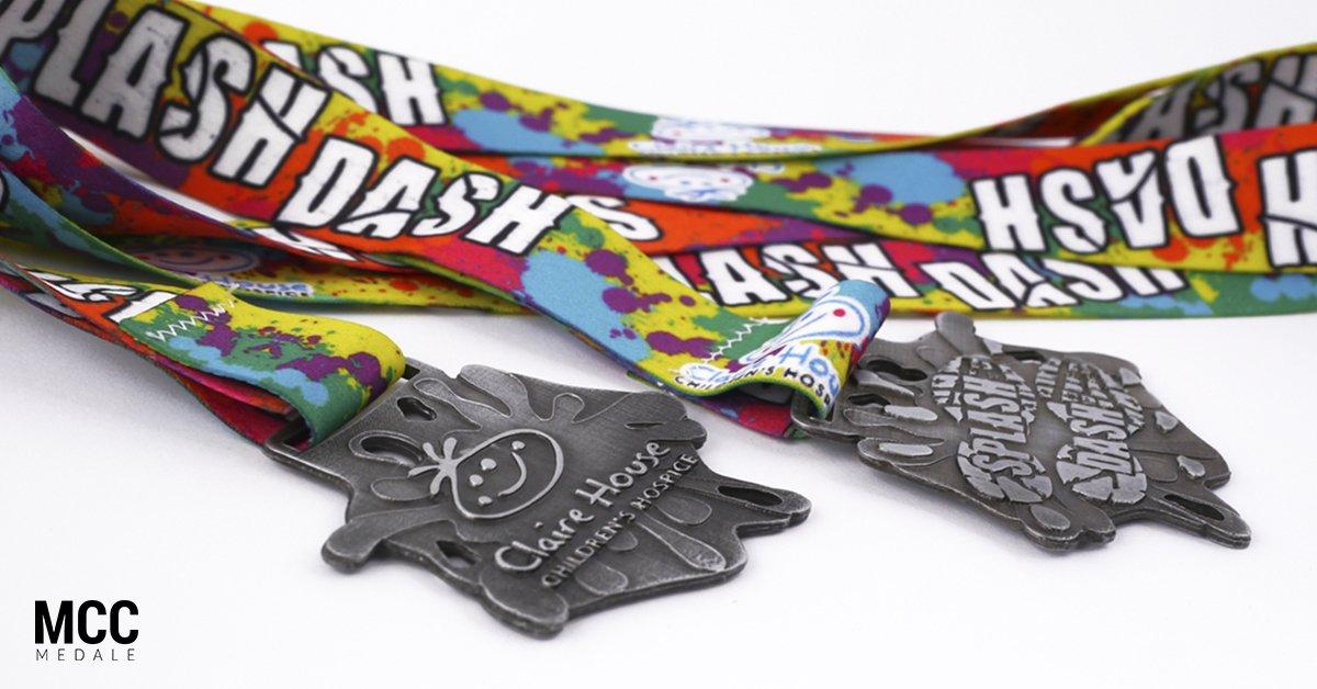 Medale na zawody sportowe dla dzieci