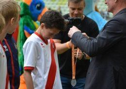 Medale na turniej dla dzieci