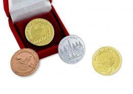 Wybijanie monet - jak powstają monety bite