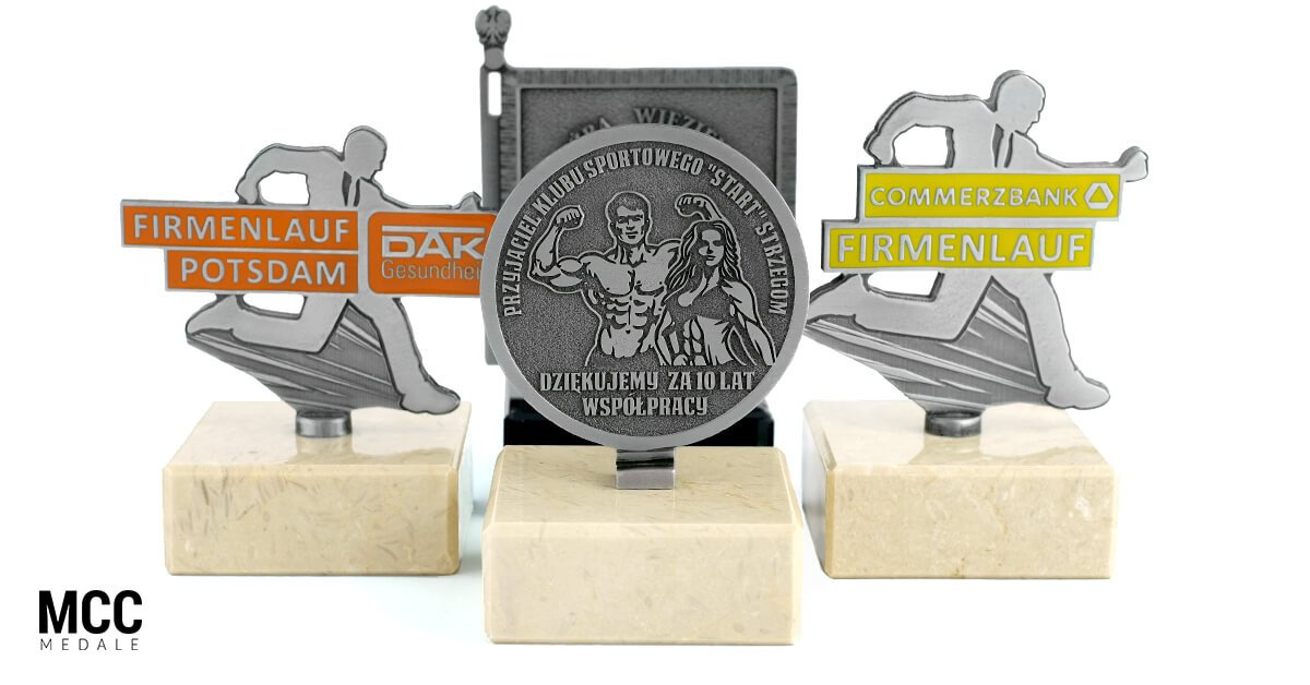 Statuetki metalowe - statuetki z metalu na zamówienie