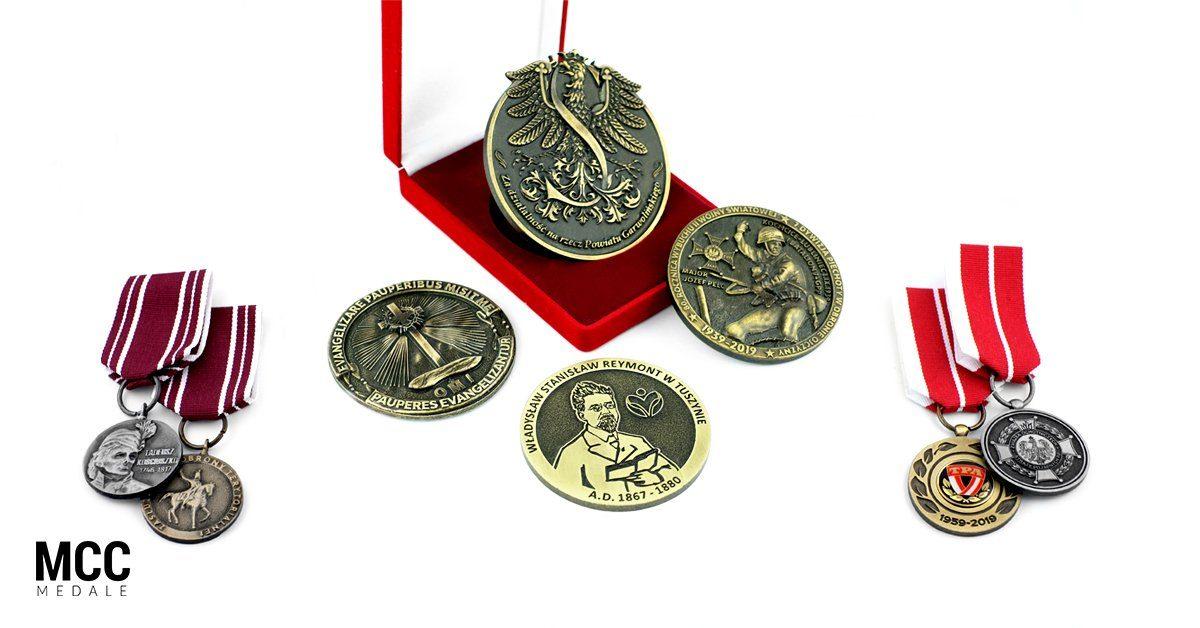 Medale i odznaczenia w Polsce
