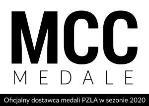 MCC Medale - oficjalny dostawca medali PZLA w roku 2020