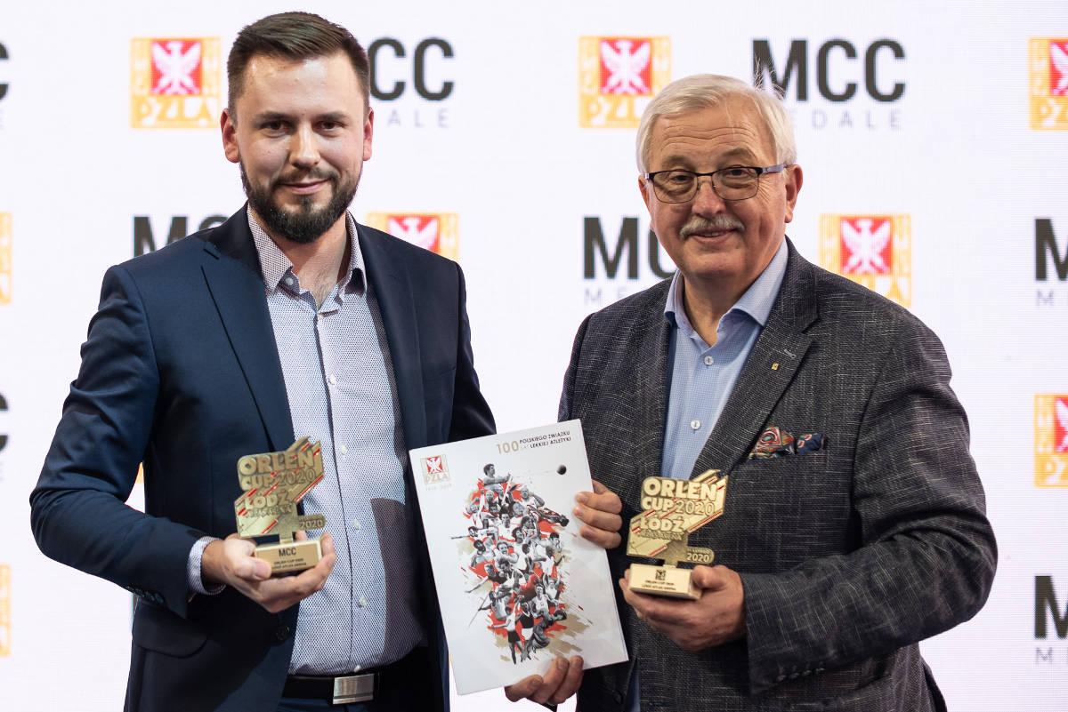 Współpraca MCC Medale z Polskim Związkiem Lekkiej Atletyki