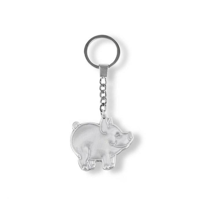 Metalowe, odlewane breloczki do kluczy, na zamówienie, dla klientów, od producenta breloków MCC Medale