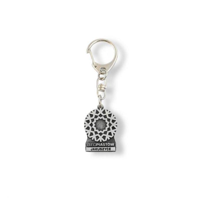 Metalowe, odlewane breloki do kluczy, wykonane na zamówienie, okolicznościowe, producent MCC Medale