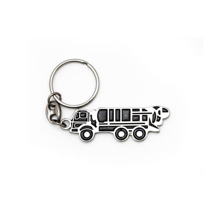 Metalowe, odlewane breloki do kluczy, na zamówienie, dla klientów, producent breloków MCC Medale