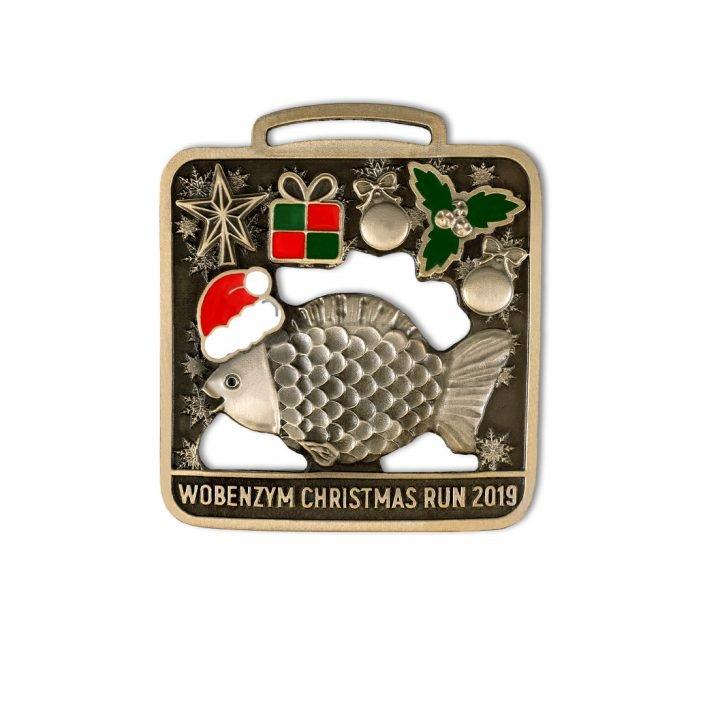Medale przestrzenne 3d, reliefowe na zamówienie wykonane z metalu medale od producenta MCC Medale