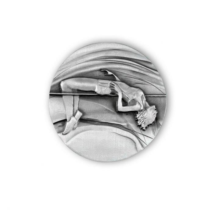Medal dla PZLA Polski Związek Lekkiej Atletyki okolicznościowy MCC Medale awers