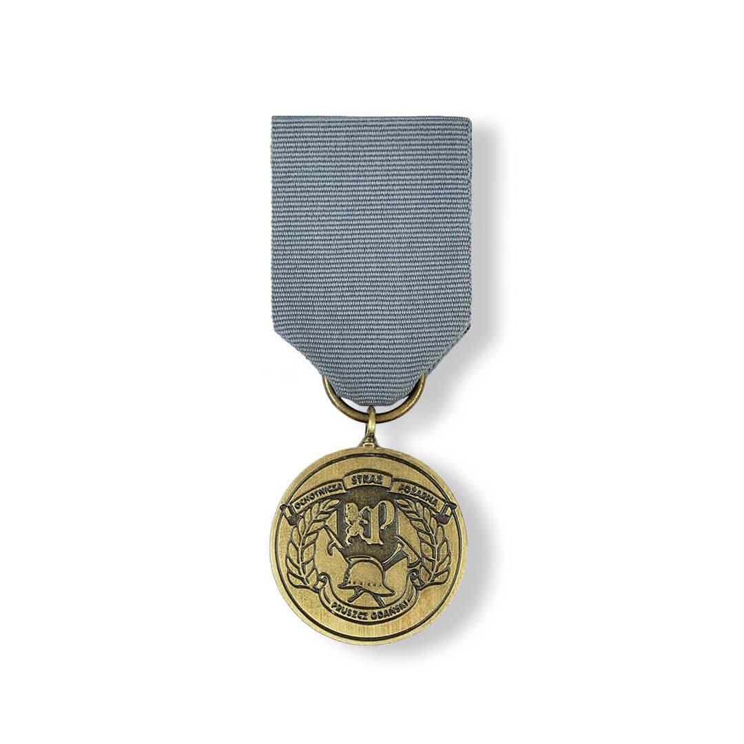 Odznaki produkcja odznak dla Ochotniczych Straży Pożarnych MCC Medale