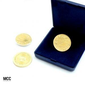 Wybijane coiny na zamówienie