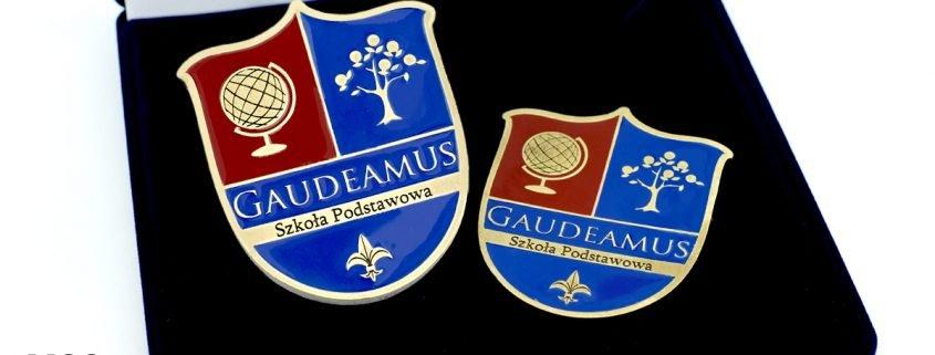 Medale Gaudeamus przygotowane przez MCC Medale