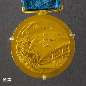 Złoty medal olimpijski z Sydney