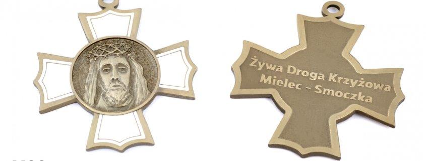 Medal okolicznościowy dla parafii w Mielcu