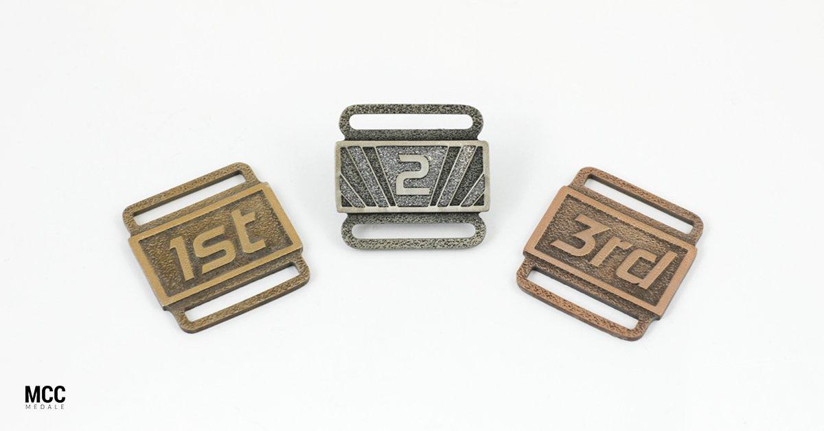 Nakładki na medale medal Ranks
