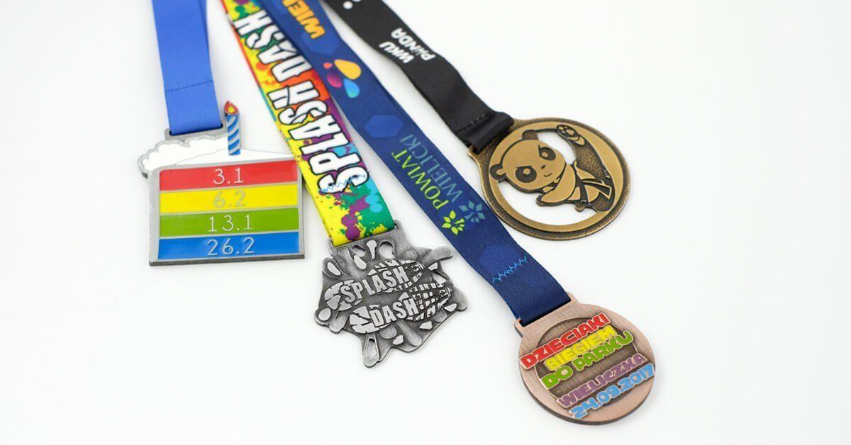 MCC Medale oferuje kompleksową produkcje medali na imprezy dziecięce