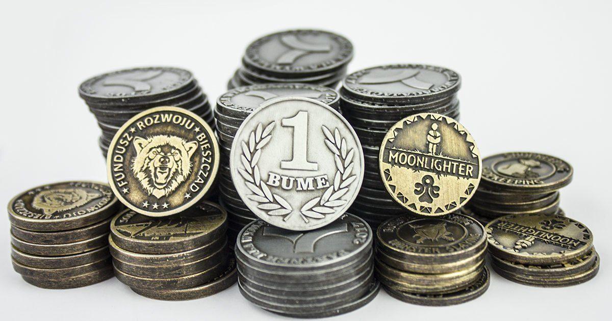 Monety okolicznościowe na zamówienie w ofercie MCC Medale