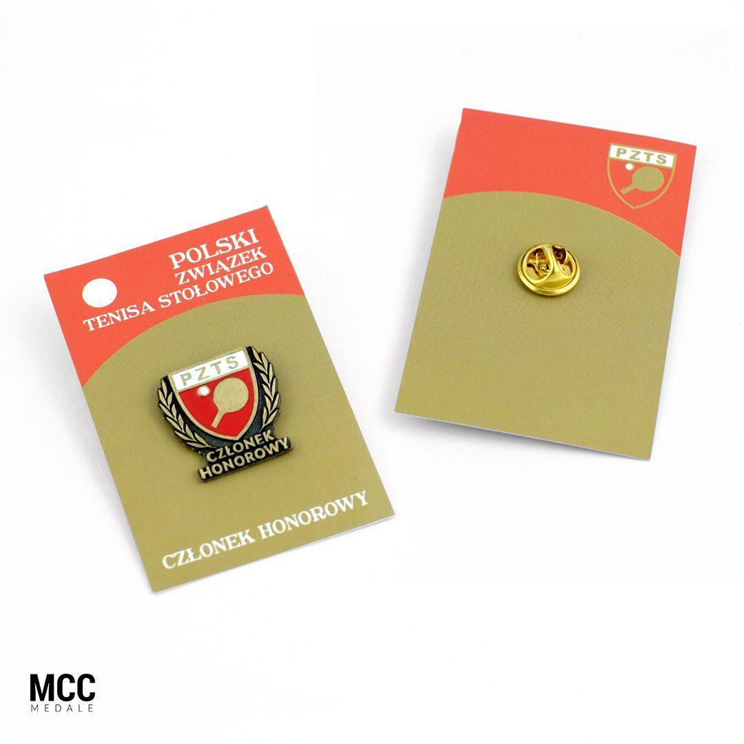 Odznaki sportowe MCC Medale - produkcja na zamówienie