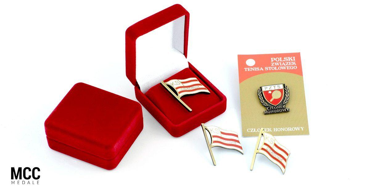 Odznaki sportowe na zamówienie od producenta - odlewni MCC Medale