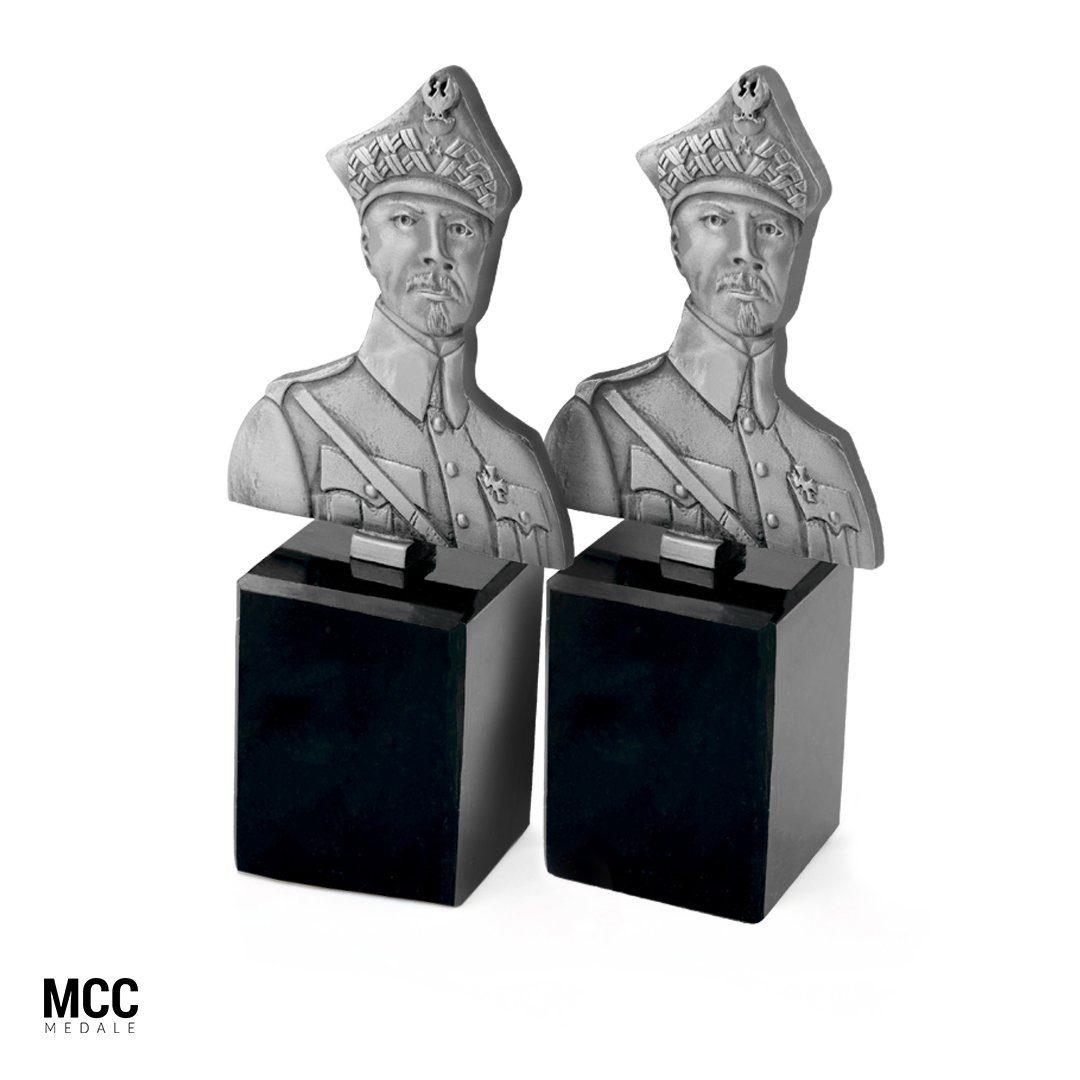 3D statuetki na zamówienie wyprodukowane przez MCC Medale