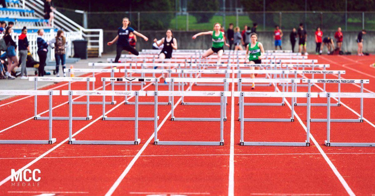 Bieg przez płotki - konkurencja lekkoatletyczna